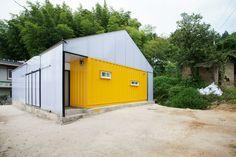 Low Cost House / JYA-RCHITECTS, © Hwang Hyochel