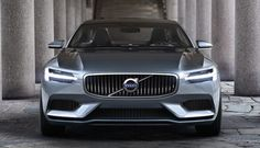 Volvo Concept Coupé - A firsthand look at the Swedish automaker's turbocharged plug-in hybrid
