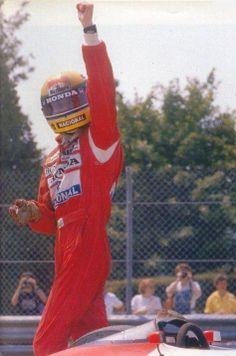 Ayrton Senna - Montreal (1988)
