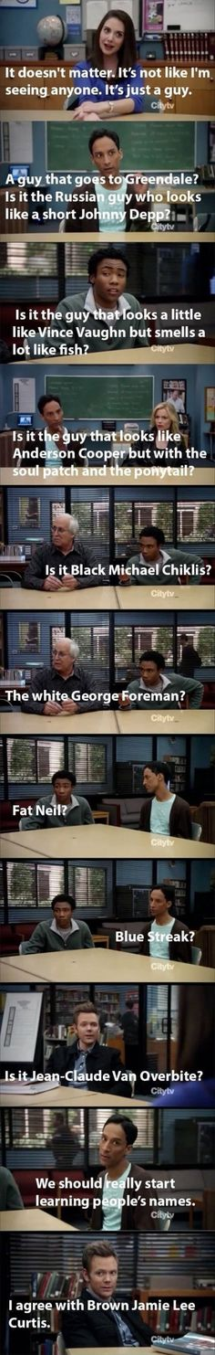 15 Times 'Community' Was One Of The Best Shows On TV