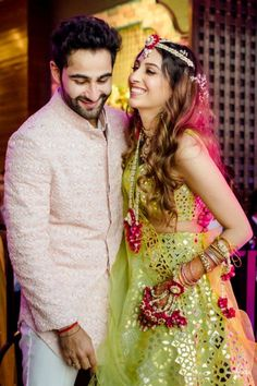 Highlights from Armaan Jain and Anissa Malhotra' s Wedding. Click the link to see updates from this celebrity wedding. Celebrity Wedding Photos, Indian Wedding Photos, Indian Wedding Planning, Wedding Planning Websites, Celebrity Weddings, Mehendi Outfits, Bridal Outfits, Starry Wedding, Sister Of The Groom