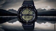 Casio представила новую серию аутдор часов из коллекции OutGear  Casio SGW-600H