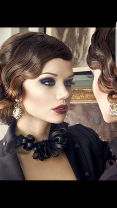 Great Gatsby Hairstyles The Great Gatsby Inspired Hairstyles That