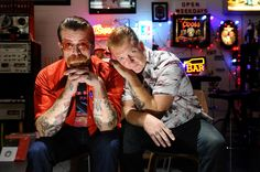 Eagles of Death Metal #EODM #joshhomme #jessehughes. Photo by Wally Skalij / Los Angeles Times
