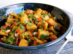 Easy Healthy Southwestern Sweet Potato Salad Recipe – Weight Watchers Friendly | Simple Nourished Living