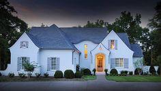 Custom Home by Castle Custom Homes, Nashville.