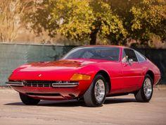 1972 Ferrari 365 GTB/4 Daytona | Amelia Island 2013 | RM AUCTIONS
