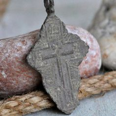 antique cross...  JEWELRY    Apr 14 by CoolVintage on Etsy