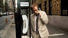 "Woody Allen in ""Manhatan Murder Mystery"" (1993). DIRECTOR: Woody Allen."