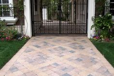 Narrow Driveway - Driveway Installation in Southern CA