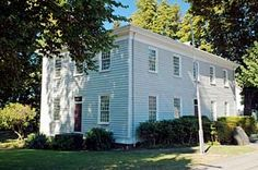 """The McLoughlin House in Oregon City. John McLoughlin has been called the """"father of Oregon"""" for his role in the early 1800s history of the area."""
