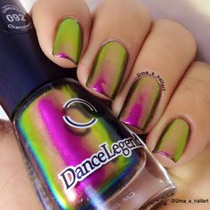 Dance Legend Chameleon Collection Swatches And Review....