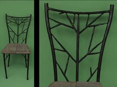 Emery & cie - Furniture - The act of Sitting - Models - Chairs and Stools - Chairs - Vieille Branche - Definition