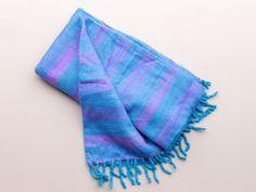 Woolly Blankets Blue