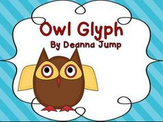 Free on TPT Kindergarten: Owl Glyph Sissy these are REALLY fun to do with the kids! I have done them with my Kindergarteners!!