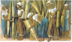 Anita Magsaysay-Ho | Cubist painter | Tutt'Art@ | Pittura • Scultura • Poesia • Musica Arte Filipino, More Pictures, Asian Art, Art History, Oil On Canvas, Artwork, Modernism, Oil Paintings, Painters