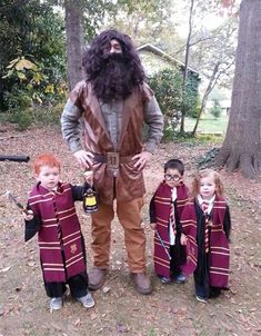Charming 148 Times Families Absolutely Nailed Their Halloween Costumes