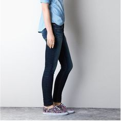 Rank & Style - American Eagle Outfitters Jegging skinny jeans