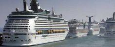 España recibirá en este 2014, algo más de 7,7 millones de cruceristas | Cadena de Suministro