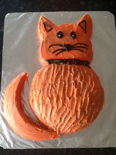 How to make a catshaped cake The purrfect recipe for cat lovers