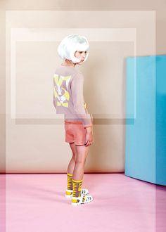 6b57e7a37 Cool graphic designs at Raspberry Plum for summer 2016 kidswear Kids Fashion  Blog, Girl Fashion