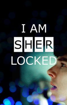 my love for sherlock is just too much
