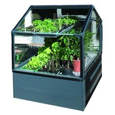 STC 4 ft. x 4 ft. Modular Raised Garden Vegetable Growing System Main Module-FC3020 at The Home Depot