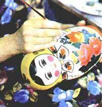 Polmont Old Parish Church - Scotland - Internet Site Matryoshka Doll, Wooden Dolls, Artist At Work, Carving, Scotland, Crafts, Internet, Painting, Artists