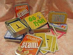 Card game storage - I need to make these. A ton of them!