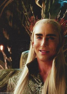 Thranduil - King of the Mirkwood Realm. Description from pinterest.com. I searched for this on bing.com/images
