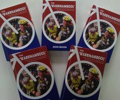 The 'Warrnambool' Book Available In Store #warrnambool #tradition #cycling by degrandicyclesport
