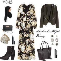 Aminah´s Hijab Diary #hijab #hijabfashion #modest #fashion #style #look #outfit #ootd #germany #muslimah #hm