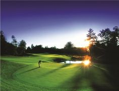 Get Your Golf Game in Shape in Pure Michigan