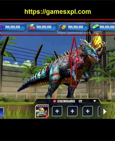 Jurassic World The Game Hack Mod Apk – How to Get Unlimited Cash, Coins, Food and DNA - Games Exploits - Guides, Tips and Tutorials for the most played games Jurassic Park The Game, Jurassic World Dinosaurs, Jurassic Park World, Free Games, All Games, Play Hacks, Most Played, Game Resources, Free Cash