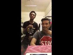 Terakhir-Sufian Suhaimi (cover by Yon & Uzair) - YouTube