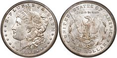 July 2016 - Upcoming ANA Highlighted by Two Major Auctions List Of Gems, Morgan Silver Dollar, Coin Collecting, Two By Two, Coins, Anaheim California, Auction, July 10, Money