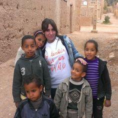 www.somosidealibre.org Y es que María es todo corazón y lo llevará enterito allí a compartirlo con los niñ@s de Tazouka, junto con todo lo que habeís ido aportando para que puedan sonreir, todo el año.  Ningún niño SIN SONRISA, porque TÚ TAMBIEN FUISTE UN NIÑO