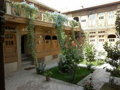 2013 Award of Distinction: The Great Serai, Kabul, Afghanistan
