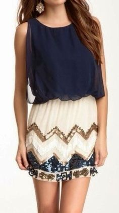 Lace detail sleeveless top and skirt