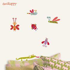 www.decohappy.com  vinilos infantiles mini