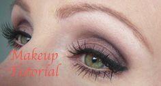Smokey Purple Makeup Tutorial feat. LAURA MERCIER The Artist's Eyeshadow Palette
