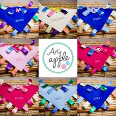 These gorgeous taggie blankets are handmade with 16 tags using ribbons of various colours and textures to really stimulate and amuse that special baby. #personalised #bunting #giftguide #instagift #mumsinbusiness #blanket #taggies #unique #gift #babygifts #aprons #towels #instacool #fabric #nurserydecor #nursery #handmade #kidsgifts #giftideas #present #babyshower #christening #birthday #presents Kids Gifts, Baby Gifts, Personalised Bunting, Birthday Presents, Aprons, Comforter, Christening, Ribbons, Babyshower