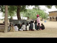Au Niger, les filles ont les mêmes chances que les garçons à l'école - YouTube