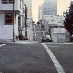 Ben Aronson, Paesaggio urbano