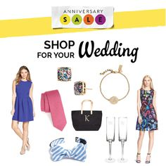 Shop For Your Wedding: The Nordstrom Sale via TheELD.com