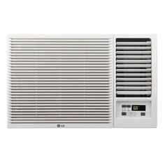 LG Electronics 7,500 BTU 115-Volt Window Air Conditioner with Cool, Heat and Remote-LW8016HR - The Home Depot