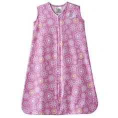Details at http://youzones.com/halo-sleepsack-100-cotton-wearable-blanket-pink-graphic-flower-small/
