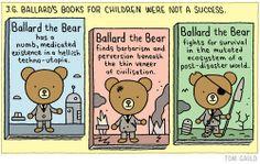 J. G. Ballard's Books for Children