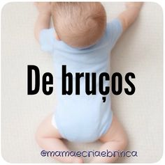 Atividades para bebês de 0 a 6 meses - #8 - Ficar de bruços
