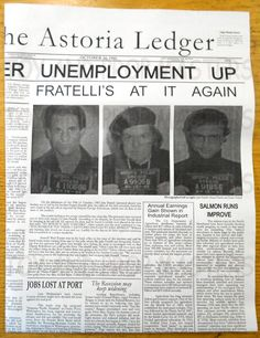 fratelli wanted poster - Google Search
